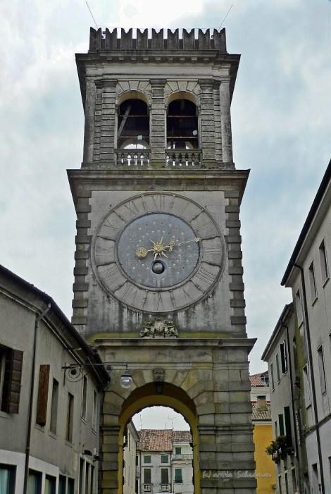 aNNa.schramm - Torre Civica di Porta Vecchia, Este
