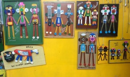 Getulio, as bonecas(foto: Anna Luciani)