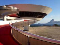 museo Niteroi, Oscar Niemeyer (foto: Anna Luciani)