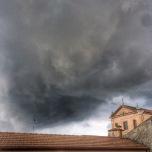 sta per piovere (foto: Anna Luciani)