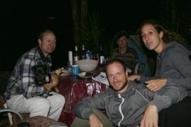 Rowan, Manfred, Simone ed io!