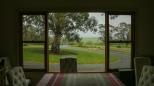 vista sul giardino di Gerald (foto: Anna Luciani)