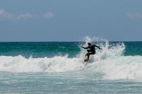 Surfisti. Matteo (foto: Anna Luciani)