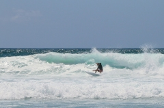 Surfisti. Umberto (foto: Anna Luciani)