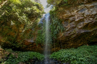 Crystal Shower Falls (foto: Anna Luciani)