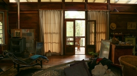 a casa di Dorothy, nella comunità Shambala (foto: Anna Luciani)