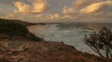 Point Lookout al tramonto, un luogo sacro per gli aborigeni (foto: Anna Luciani)
