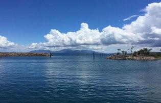 Magnetic Island, vista verso la terraferma. Nelly Bay (foto: Anna Luciani)