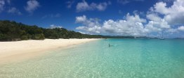 Whitehaven Beach (foto: Anna Luciani)