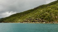 Hook Island, rocce scavate dal mare (foto: Anna Luciani)