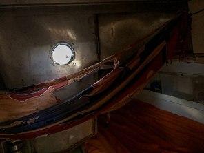 Wahroonga, dettagli di stiva (foto: Anna Luciani)