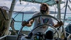 Tim, il nostro capitano (foto: Anna Luciani)