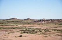 Coober Pedy. Post apocalyptic landscape (foto: Anna Luciani)