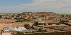 Coober Pedy. Post apocalyptic landscape (foto: Anna Luciani)