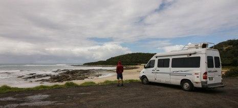 Lungo la Great Ocean Road (foto: Anna Luciani)