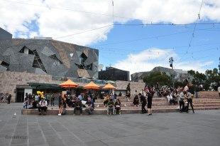 Federation Square (foto: Anna Luciani)