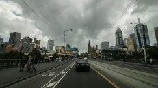arriviamo a Melbourne (foto: Anna Luciani)