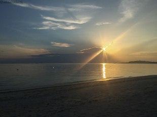 tramonto a Gili Air (foto: Anna Luciani)