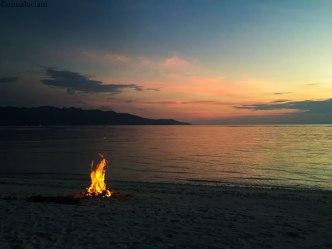 aspettando il tramonto (foto: Anna Luciani)