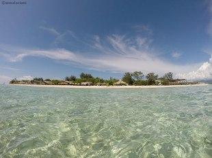 il mare di Gili Air (foto: Anna Luciani)