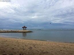 Il mare di Sanur (foto: Anna Luciani)