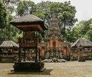 Pura Dalem Agung Padangtegal, il tempio all'interno del Sacred Monkey Forest Sanctuary (foto: Anna Luciani)