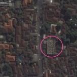 Un esempio di quanto appena detto. Strada Jl. Danau Toba, 26 maggio 2016 (immagini tratte da google maps)