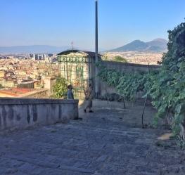 scorci della scalinata Pedemantina a San Martino (foto: Anna Luciani)