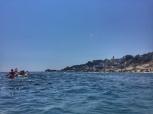 il mare di Napoli (foto: Anna Luciani)