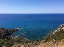 alcuni paesaggi che si possono ammirare lungo la strada costiera da Alghero a Oristano (foto: Anna Luciani)