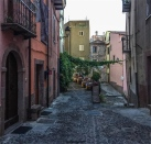 Bosa, il quartiere di Sa Costa (foto: Anna Luciani)