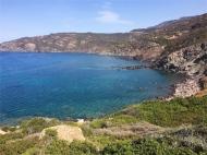 a nord della Spiaggia di Tentizzos (foto: Anna Luciani)
