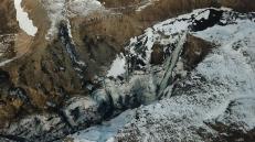 Cascata di Glymur (foto da drone: Simone Chiesa)