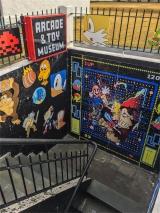 Entrata al Freddi Arcade & Toys Museum (foto: Anna Luciani)