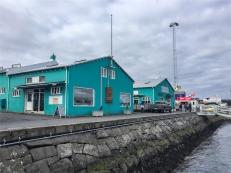 La zona del porto di Reykjavik (foto: Anna Luciani)