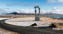 Hallsteinsgarður Sculpture Park (foto: Anna Luciani)
