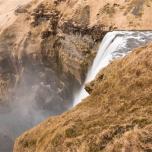 cascata di Skógafoss (foto: Anna Luciani)