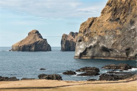 Heimaey, la roccia elefante (foto: Anna Luciani)