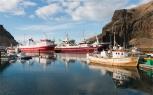 Il porto di Heimaey (foto: Anna Luciani)