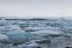 gli iceberg di Jokulsarlon (foto: Anna Luciani)