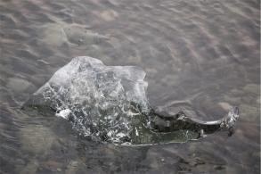 ghiaccio come diamanti (foto: Anna Luciani)