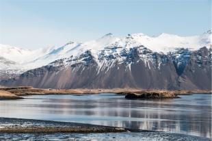 il panorama da Höfn (foto: Anna Luciani)
