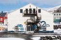 Húsavík, il museo delle balene, peccato fosse chiuso (foto: Anna Luciani)