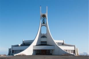 la cattedrale di Stykkishólmur (foto: Anna Luciani)
