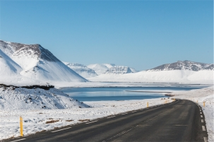 alcuni paesaggi della Snæfellsnes penisola (foto: Anna Luciani)