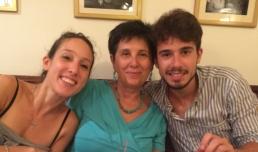 io mamma e pietro - Madrid 2015