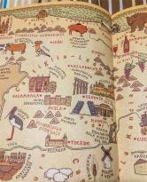 """immagine del libro: """"Mappe. Un atlante per viaggiare tra terra, mari e culture del mondo"""" di Aleksandra Mizielinska e Daniel Mizielinski, Mondadori Electa"""