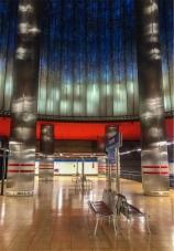metro di Chamartin (foto: Anna Luciani)