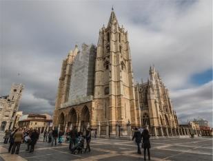 Cattedrale di León (foto: Anna Luciani)