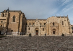 Real Basilica di Sant'Isidoro (foto: Anna Luciani)